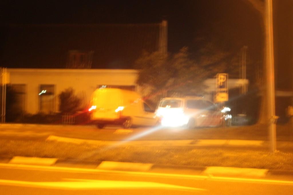 Agent met 'geleende' auto achterhaald dronken rijder